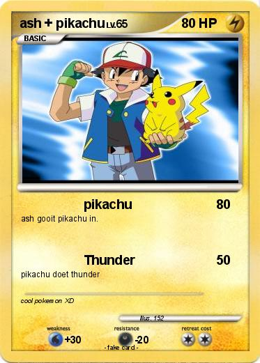 Images Wide Cool Pokemon Ash s Pikachu   Picture Colection 373x521