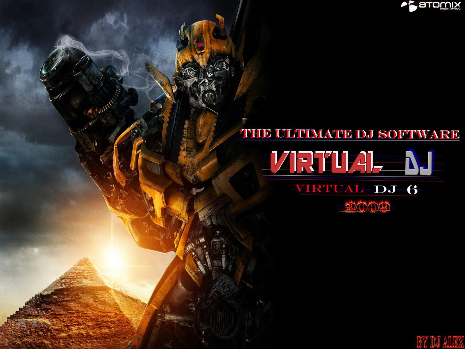 transformers virtual dj papel de parede sobre transformers virtual dj 1600x1200