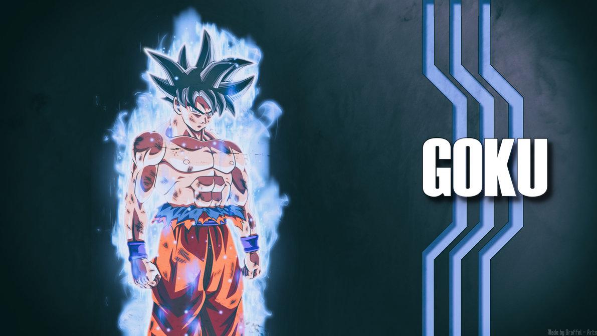 Anime Wallpaper 8   Ultra Instinct Son Goku by Draffel on 1191x670