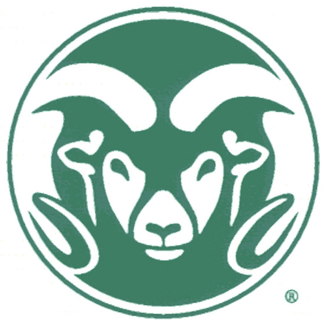 Pin Colorado State University Rams Logo 1104x1105