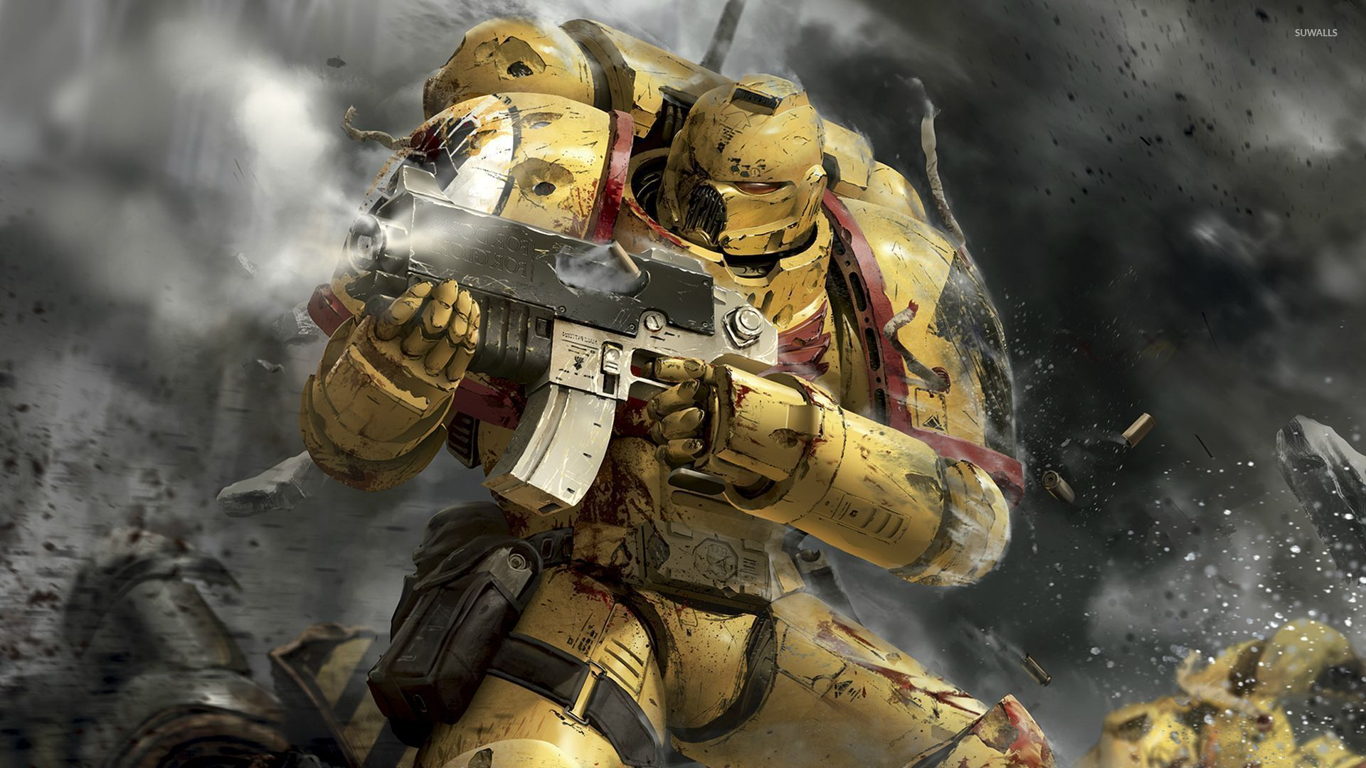 warhammer 40k ultramarines wallpaper 73232 | timehd