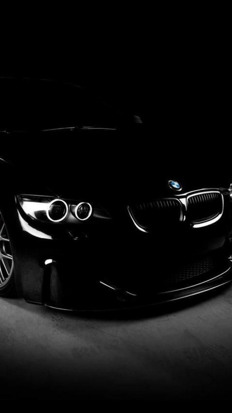 Black BMW Wallpapers   Top Black BMW Backgrounds 750x1334