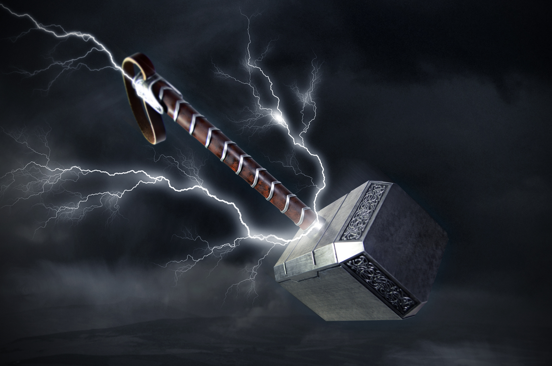 thor mjolnir live wallpaper free download