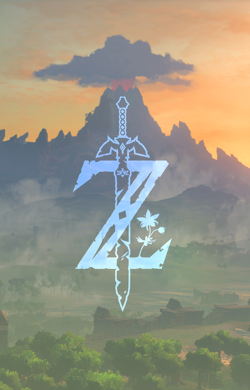 Free Download Zelda Botw Phone Wallpapers A Little Gift By Me