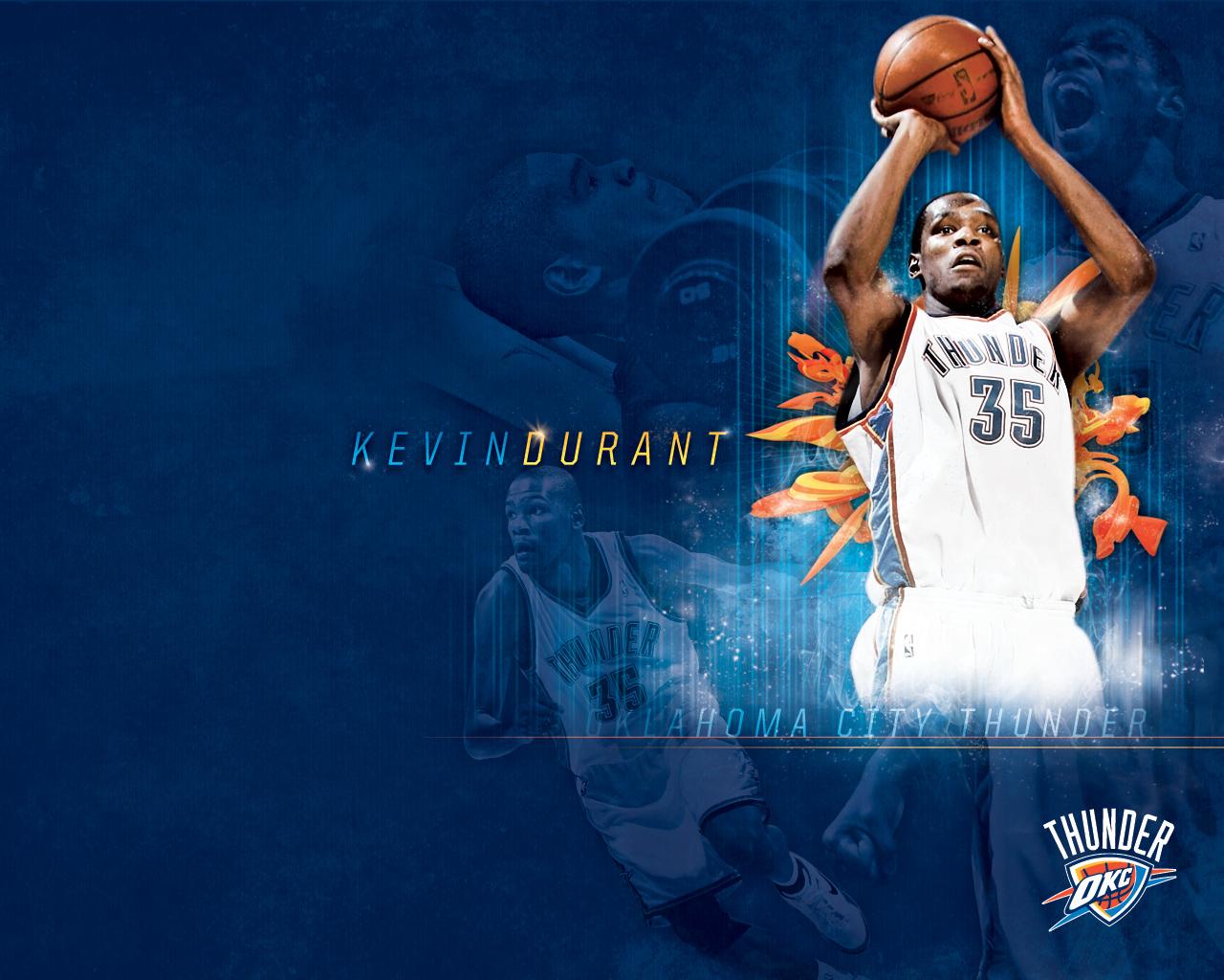 Kevin Durant Wallpaper Desktop Backgrounds for HD 1280x1024