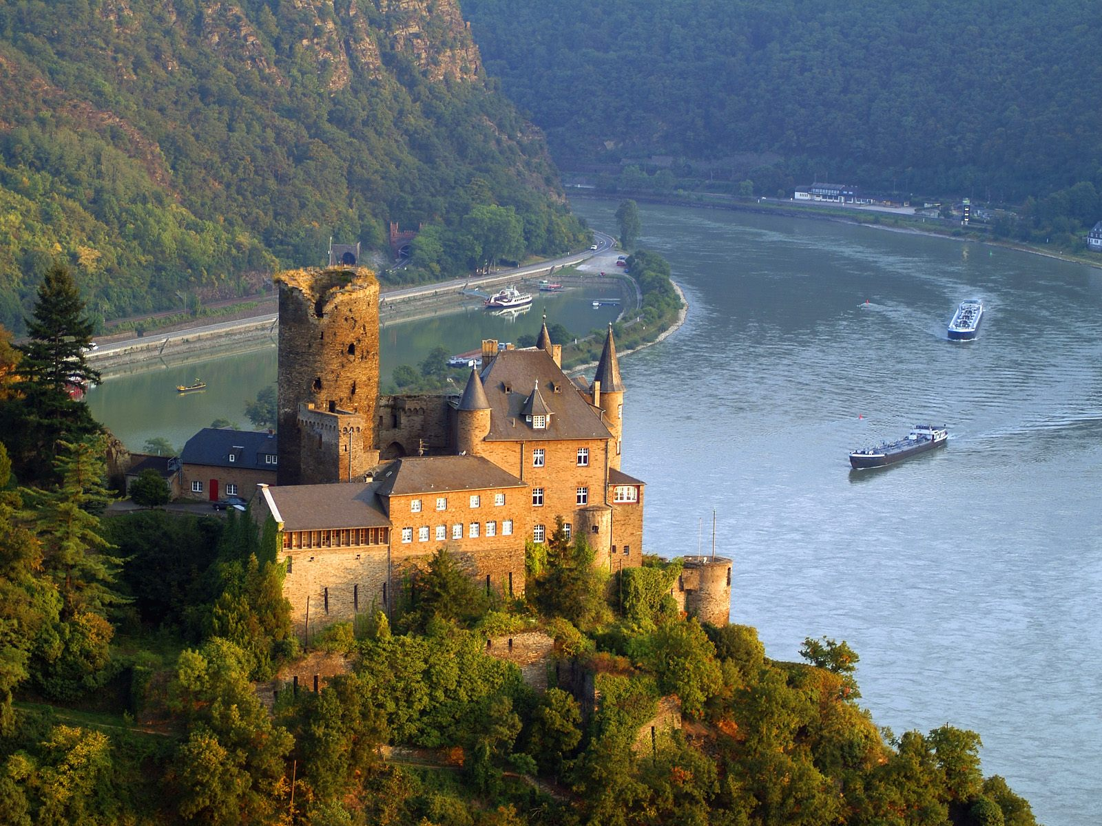 Wonderful Rhine River Wallpaper   HD Wallpapers 1600x1200