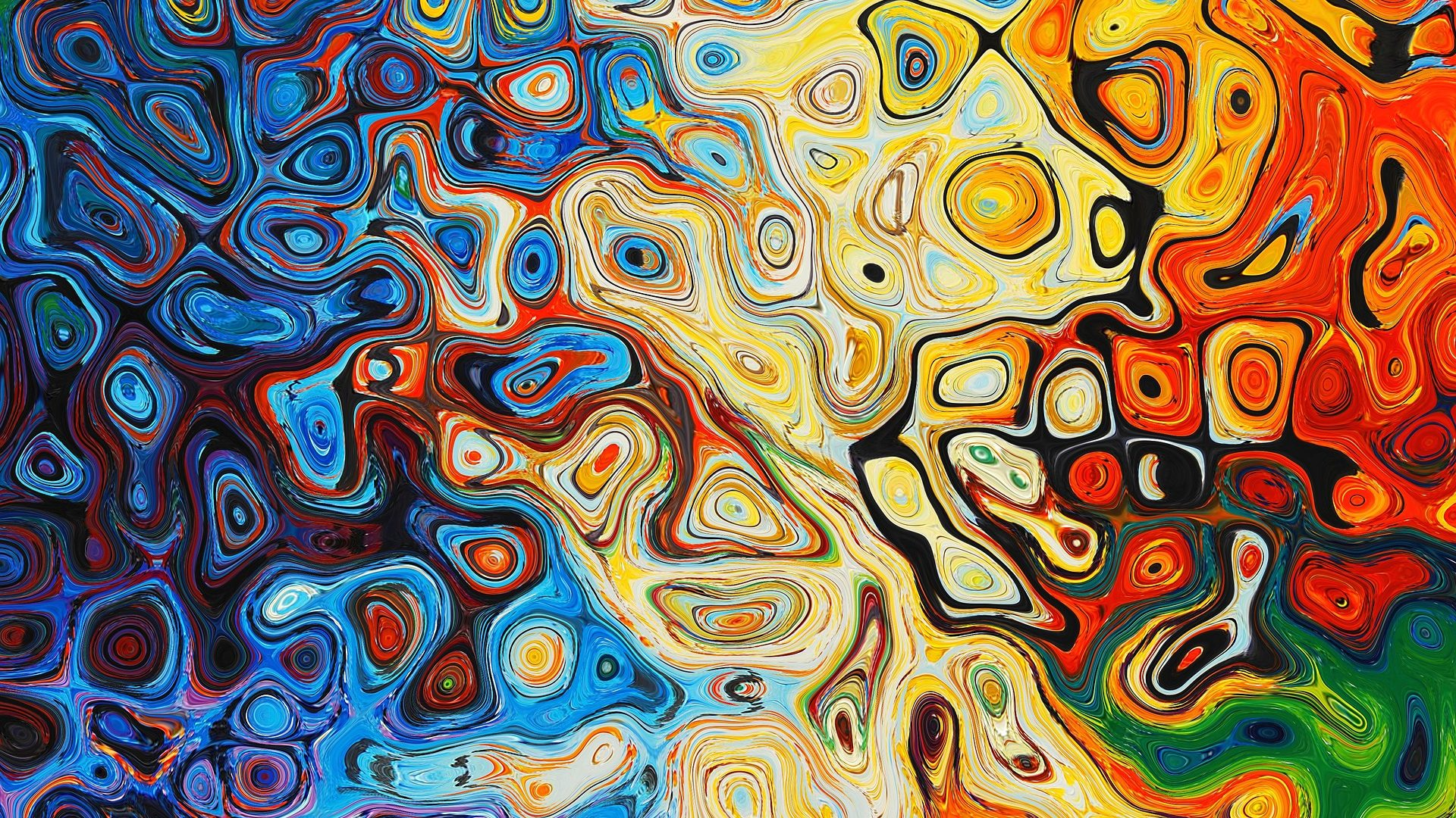 Synesthesia Wiring the Senses Together Ever Widening Circles 1920x1080