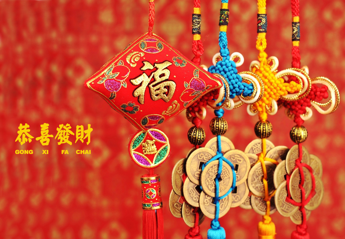 Chinese New Year 2015 Wallpaper with Accessories Picture 1137x787