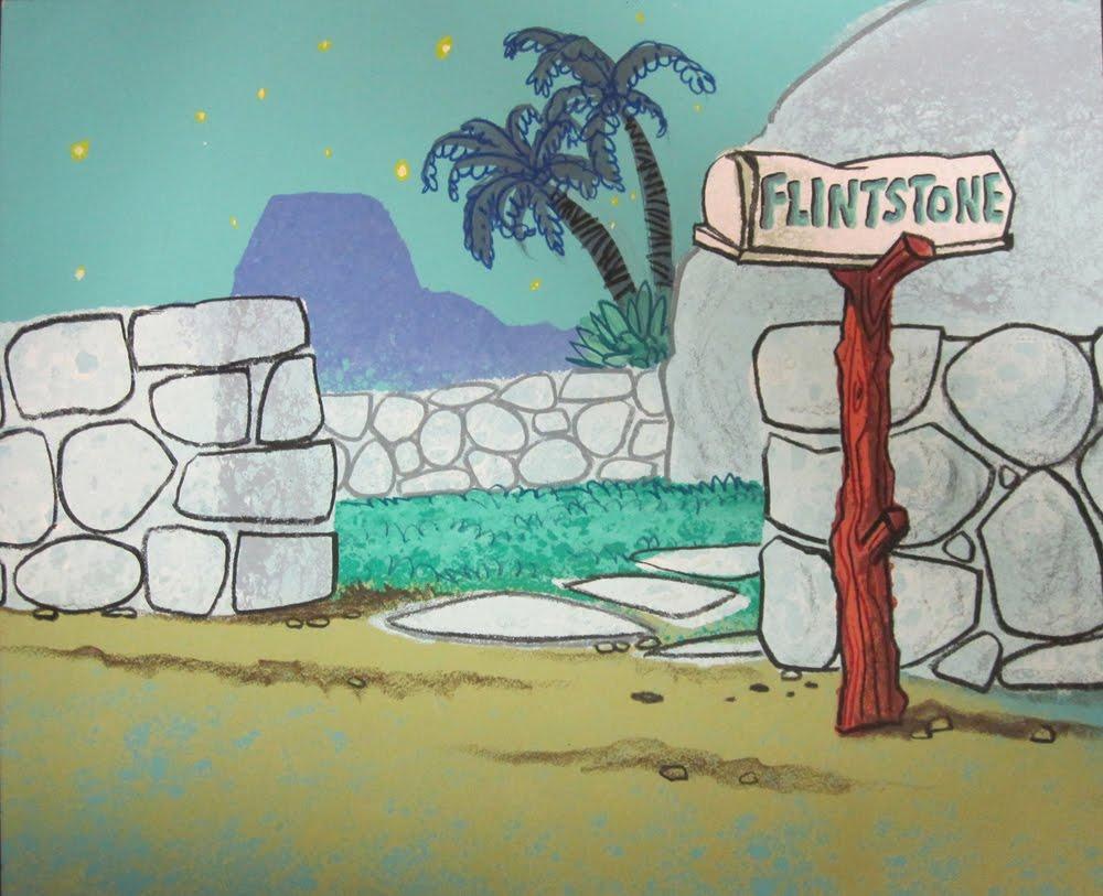 76+ Flintstones Backgrounds on WallpaperSafari
