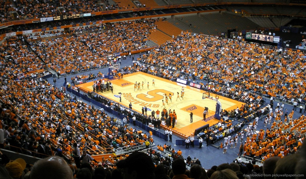 Download Syracuse Basketball Dome Wallpaper For Blackberry Playbook 1024x600