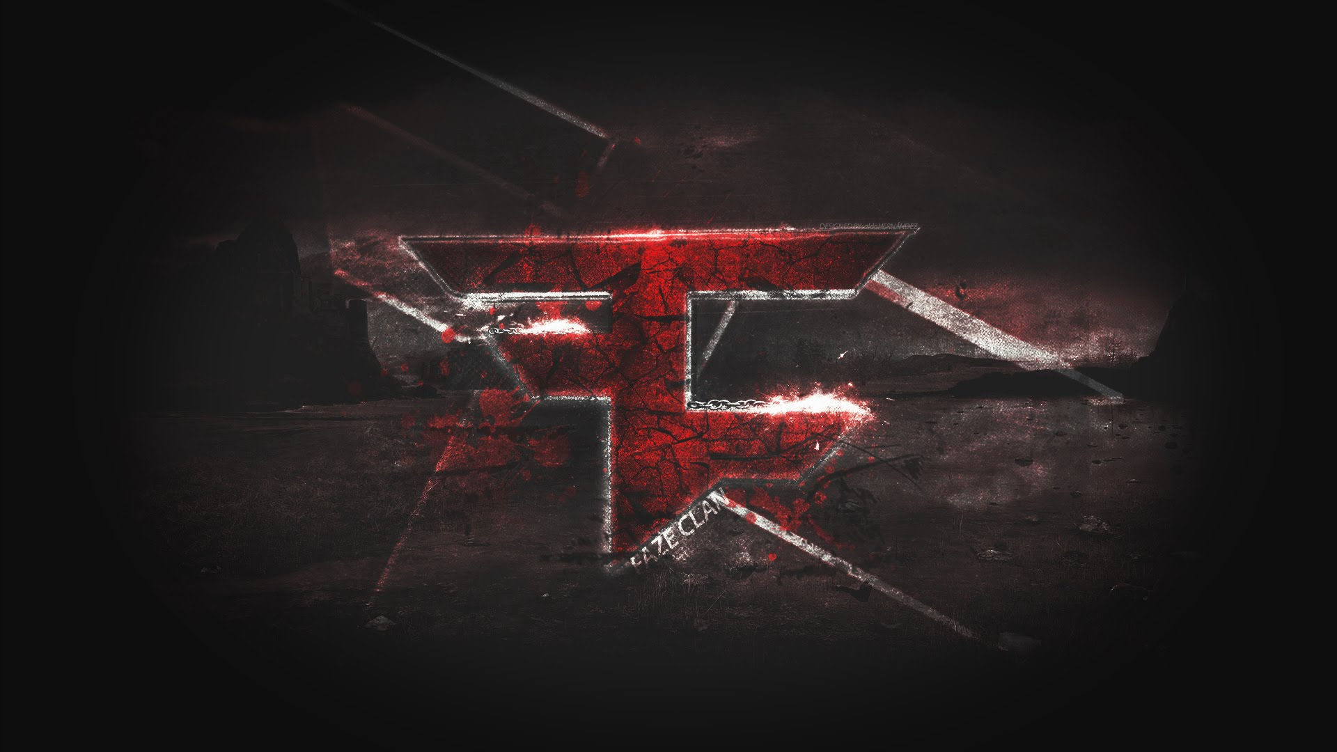 Speed Art 44 FaZe Clan Wallpaper GFX 1920x1080