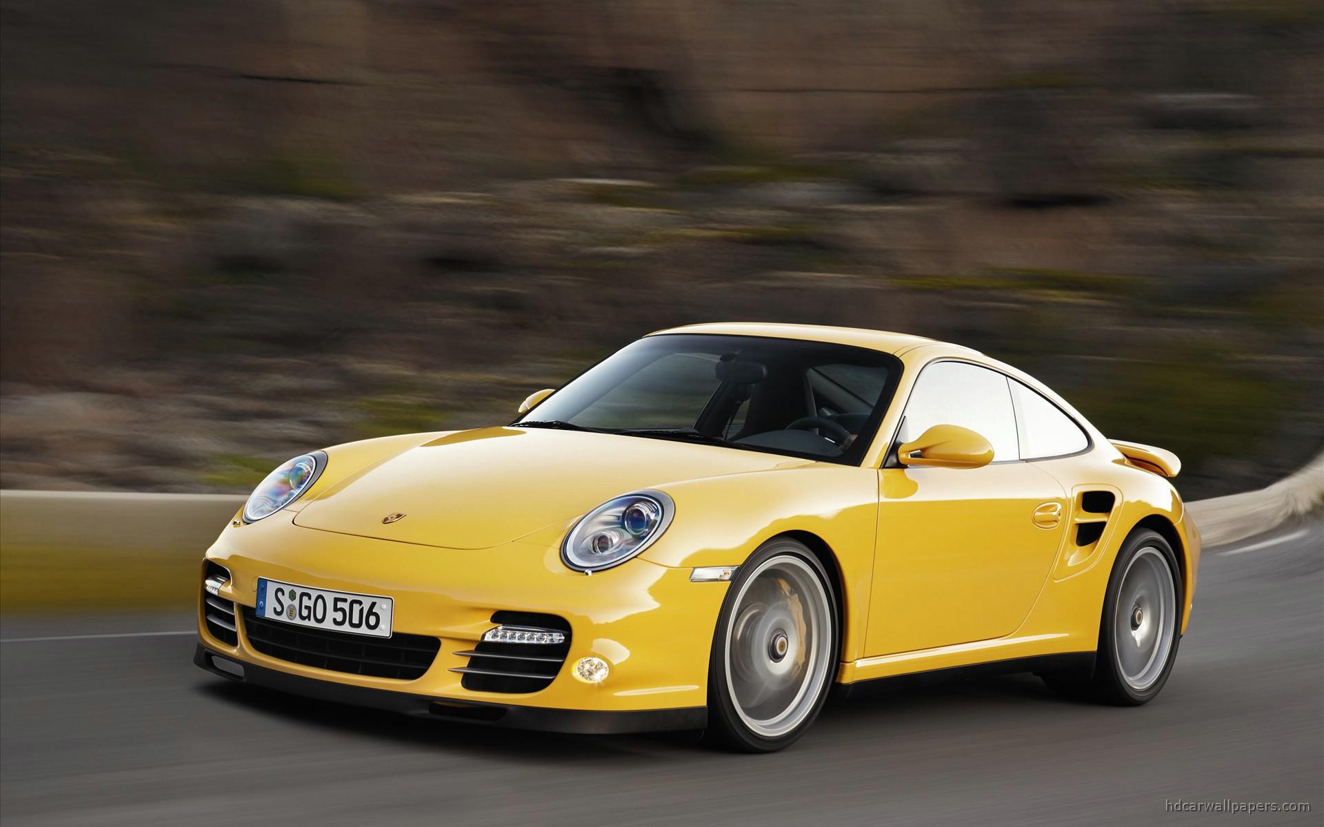 2010 Porsche 911 Turbo Facebook Covers Wallpapers HD 1920x1200