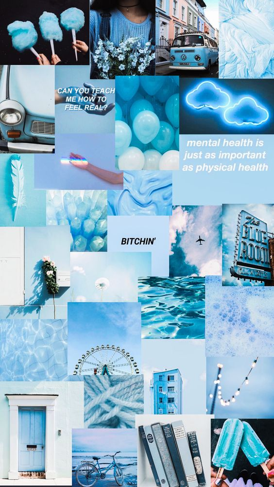 Blue VSCO Backgrounds Cool Backgrounds 564x1002