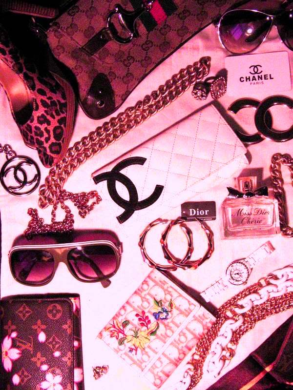 Pink Chanel Gucci Twitter Backgrounds Pink Chanel Gucci Twitter 600x800