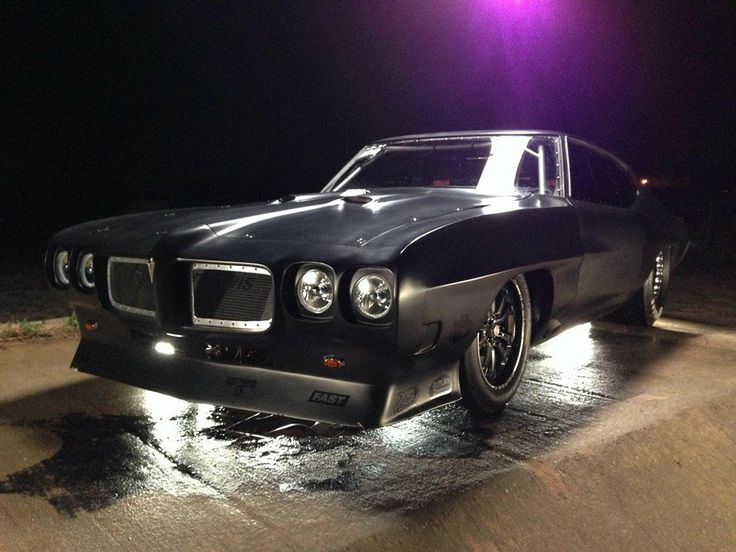 Street Outlaws Big Chief GTO 736x552