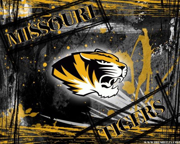 Mizzou Tigers Wallpaper Missouri tigers by 604x483
