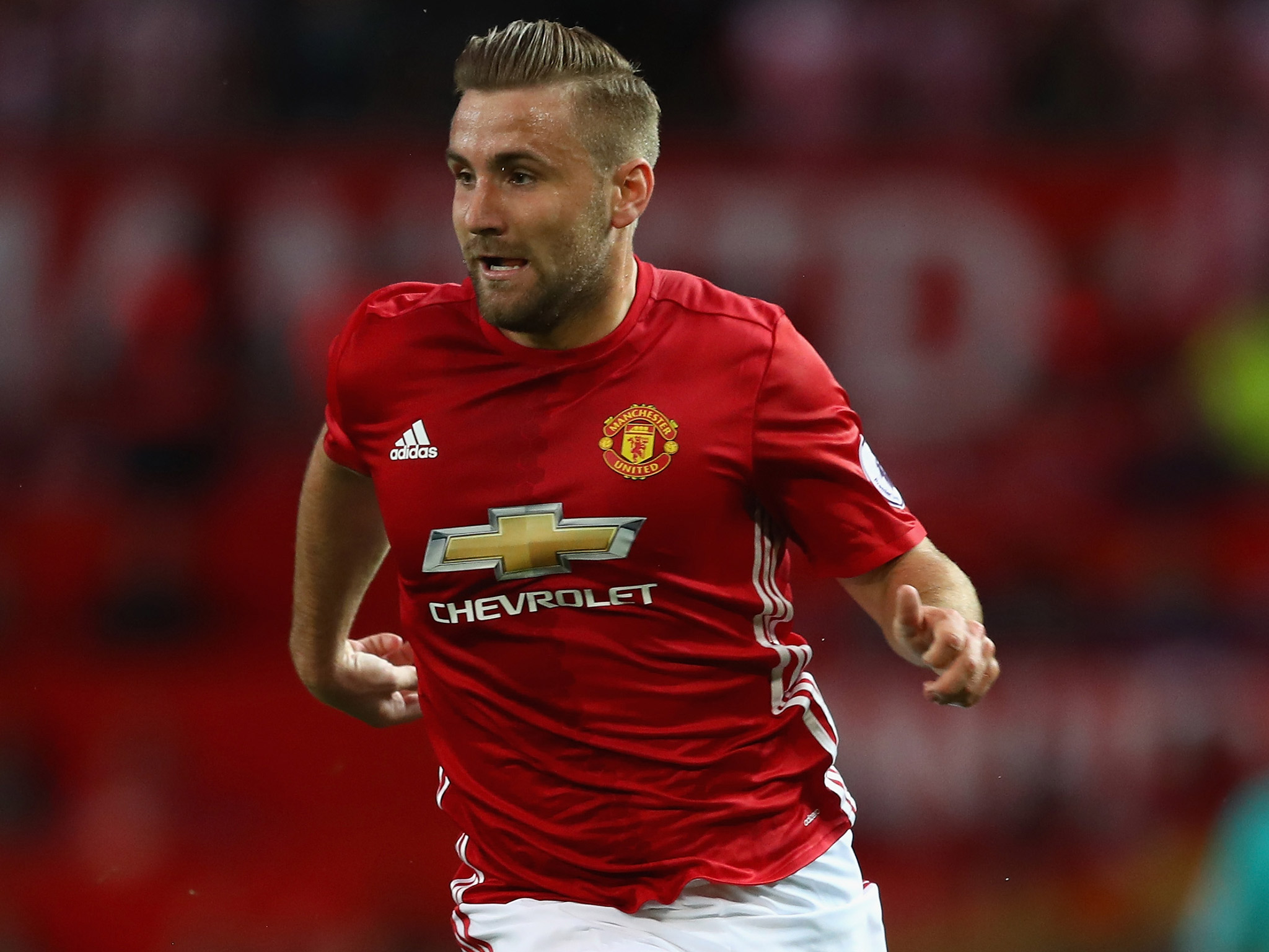 Image Luke Shaw Manchester United Download 2048x1536