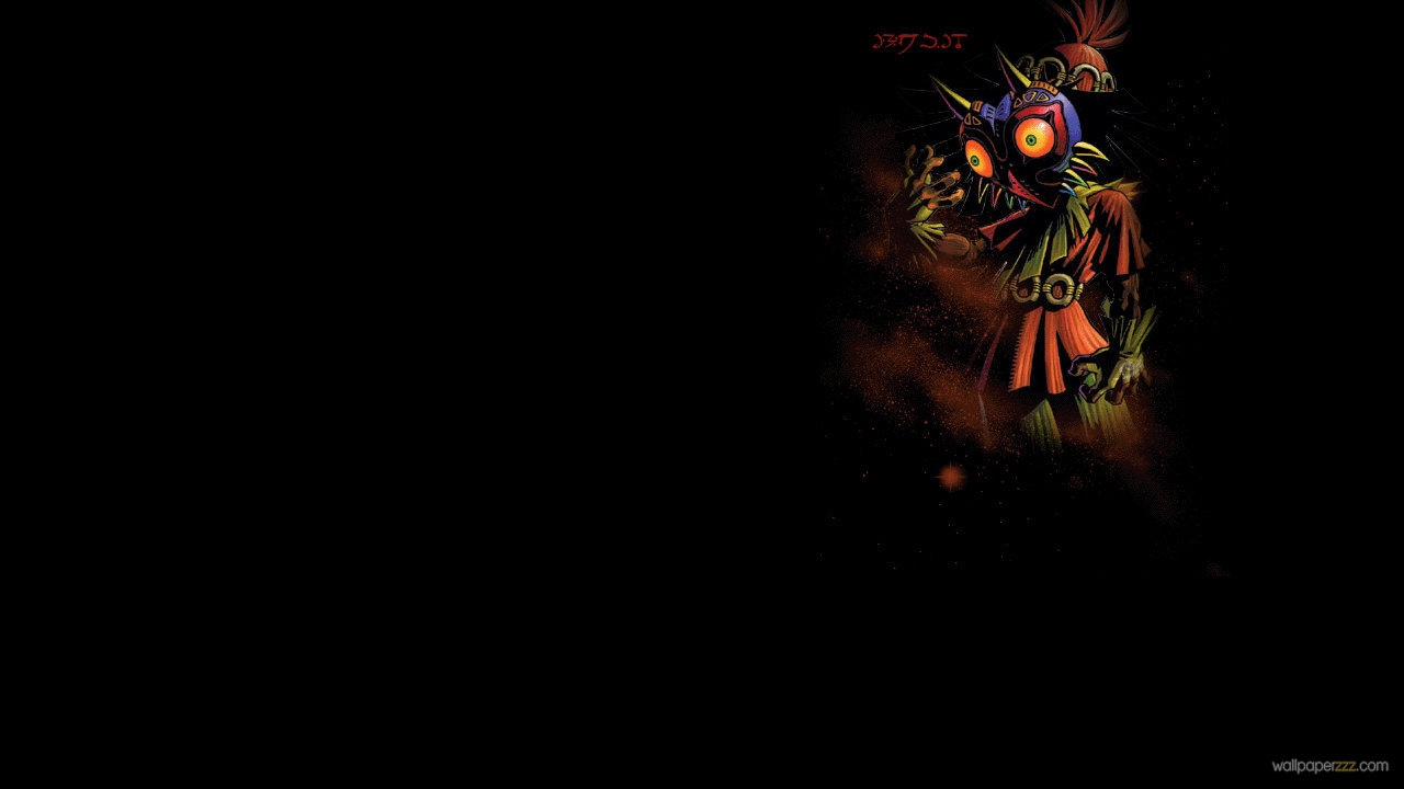 legend of zelda majora s mask music notes legend of zelda twilight 1280x720