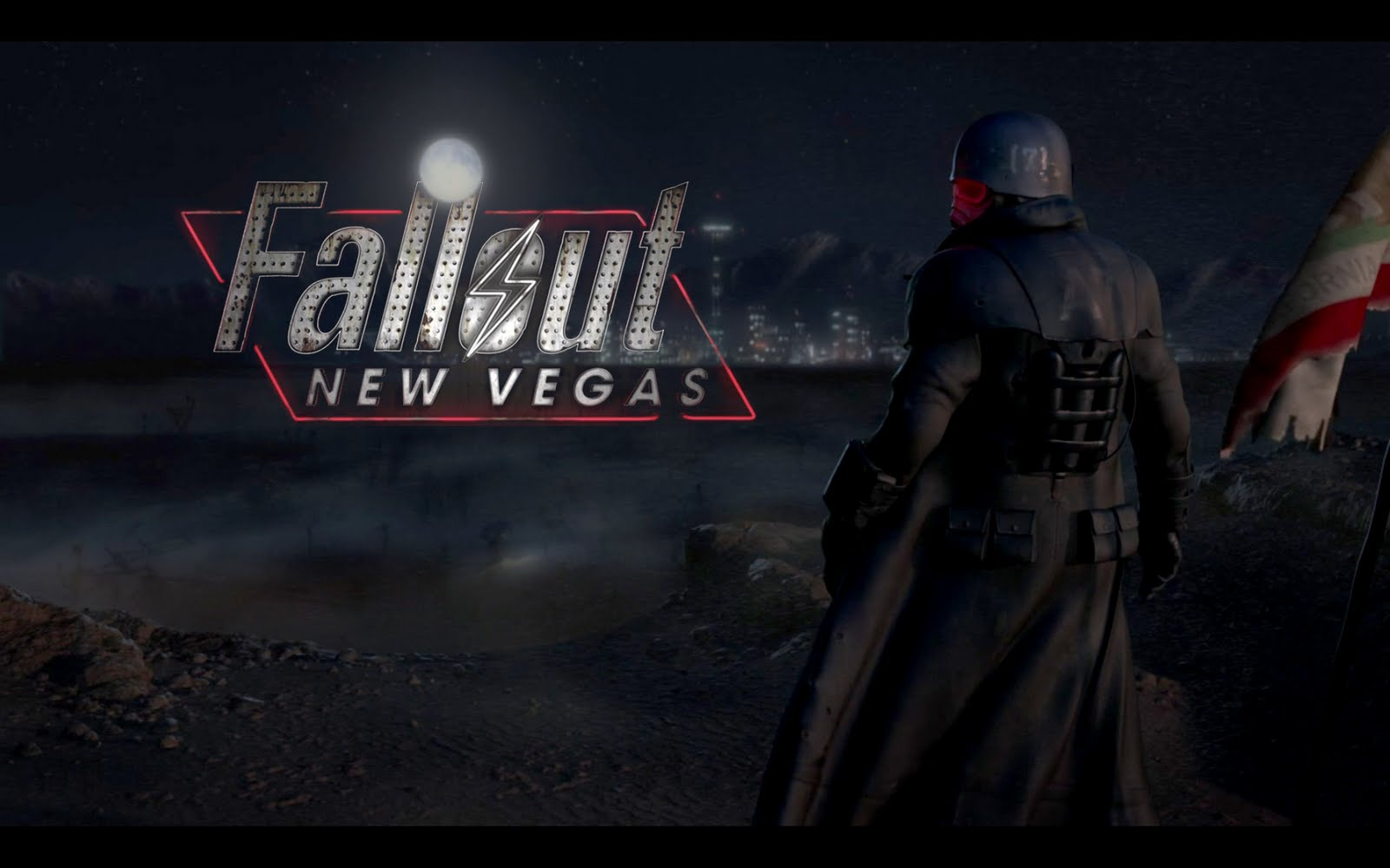 Fallout New Vegas HD Wallpaper DVD Cover Download Wallpapers in 1600x1000