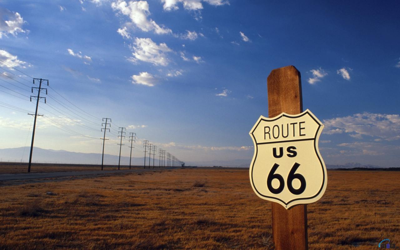 1440x900 route 66 desktop - photo #22