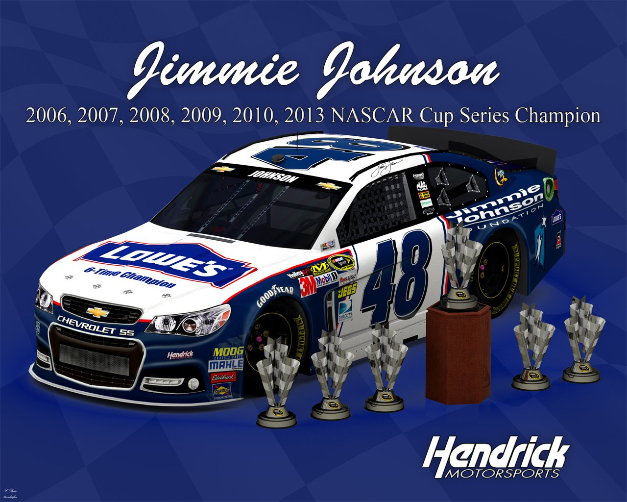 Jimmie Johnson Wallpaper 2017   2018 Best Cars Reviews 1280x1024