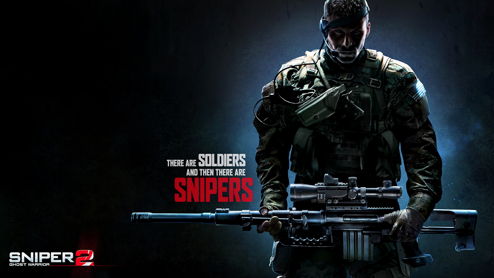 Ghost Recon Sniper Wallpaper hd Sniper 2 Ghost Warrior hd 1580x889