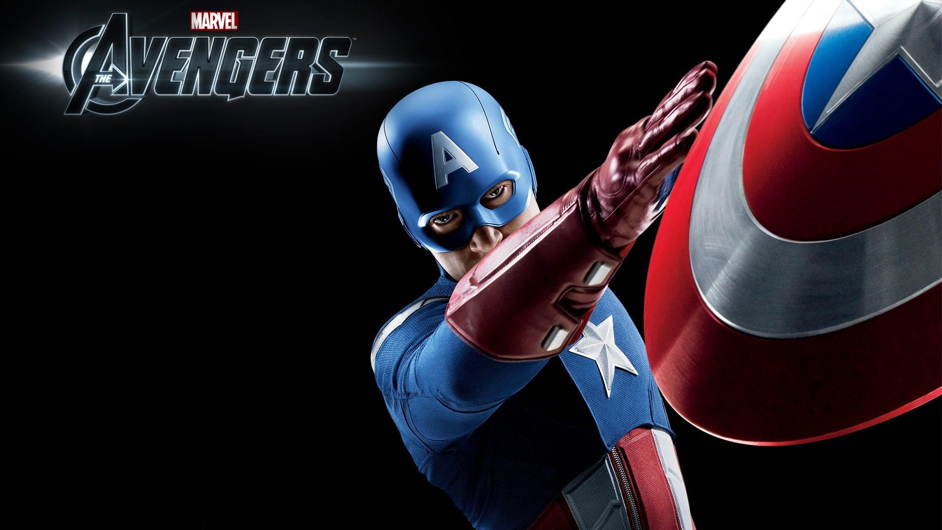 Captain America in The Avengers Wallpapers HD Wallpapers 1920x1080