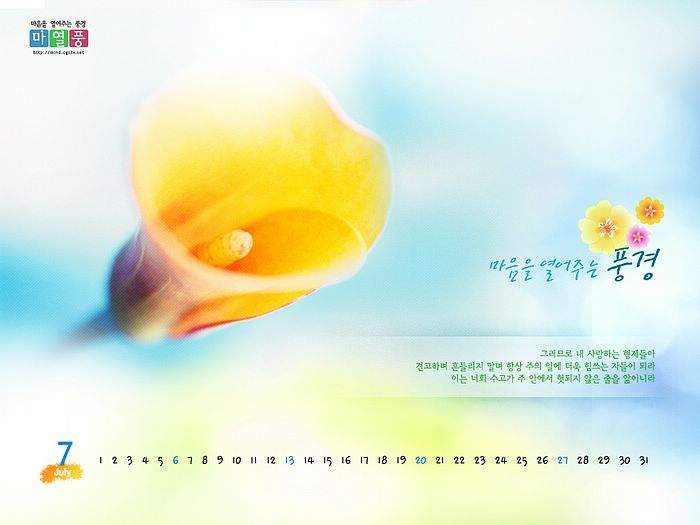 2008 Calendar Wallpapers July Calendar  Christian Calendar wallpaper 700x525
