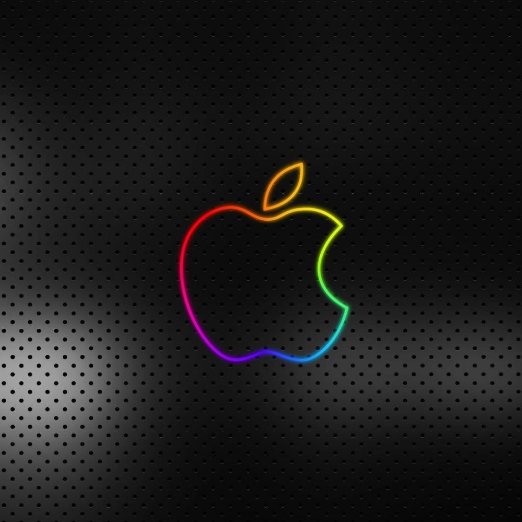 30 Extra Creative Apple New iPad Wallpapers 1024x1024