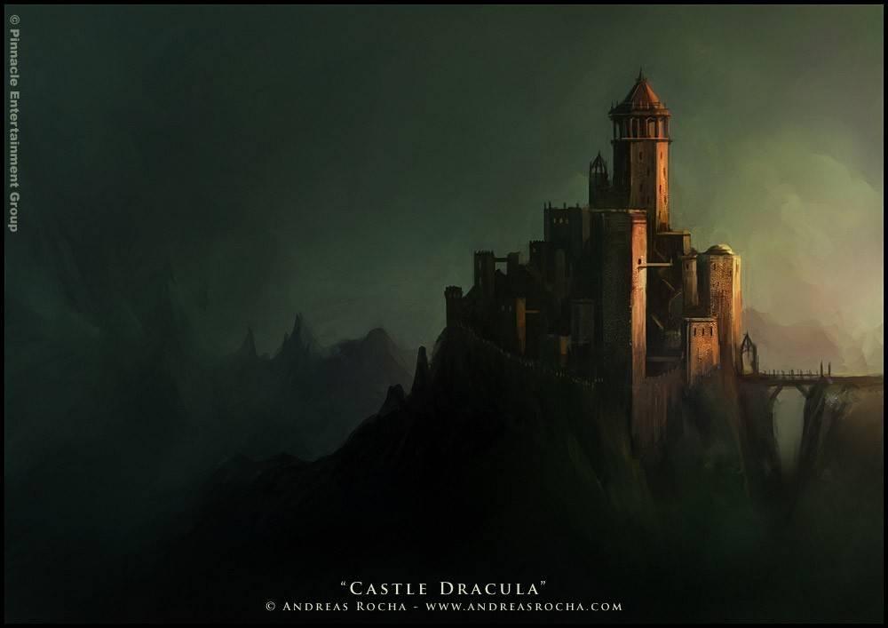 Dracula Castle 1000707 Wallpaper 2355431 1000x707