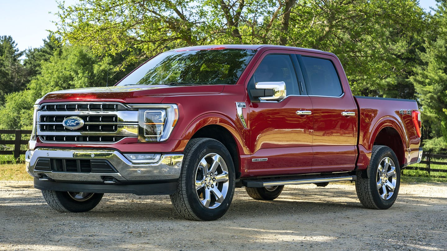 2021 Ford F 150 Regular Cab Review Price Engine Specs Features 1440x810
