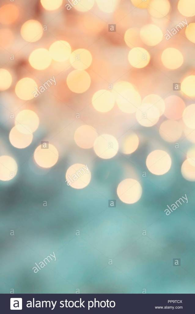 Abstract Background Of Retro Tinted Holiday Bokeh Lights With 638x1024