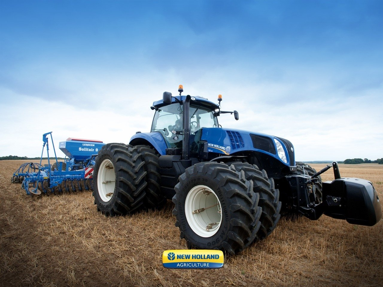 11 Tractors HD Wallpapers Background Images 1280x960