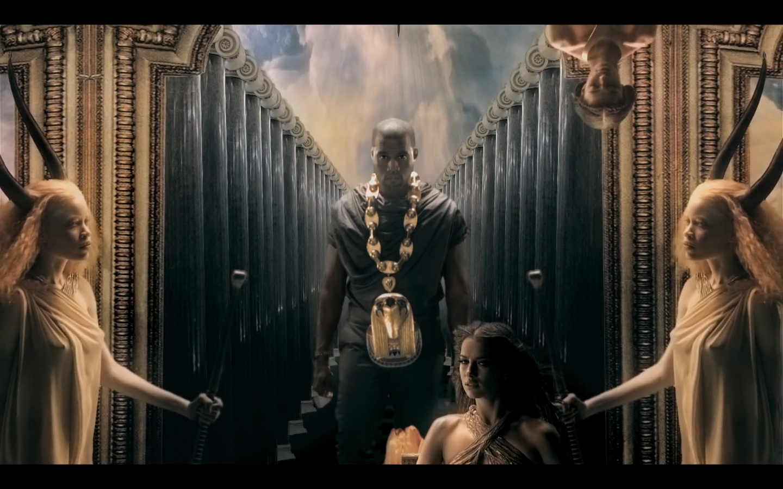 Power Heaven Wallpaper 1440x900 Power Heaven Kanye West Artist 1440x900