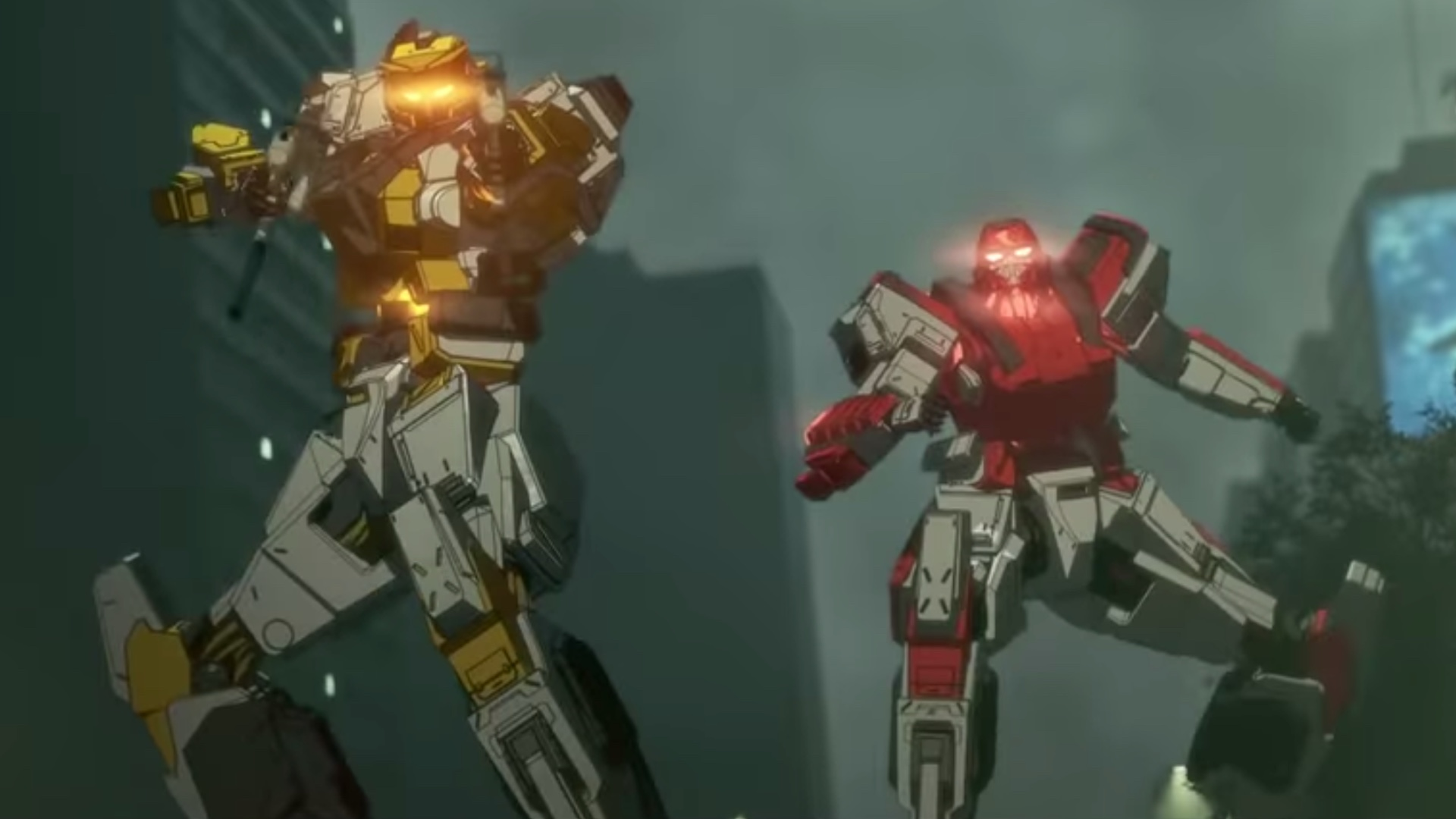 Exciting First Full Length Trailer for GENLOCK Has Dropped 1920x1080