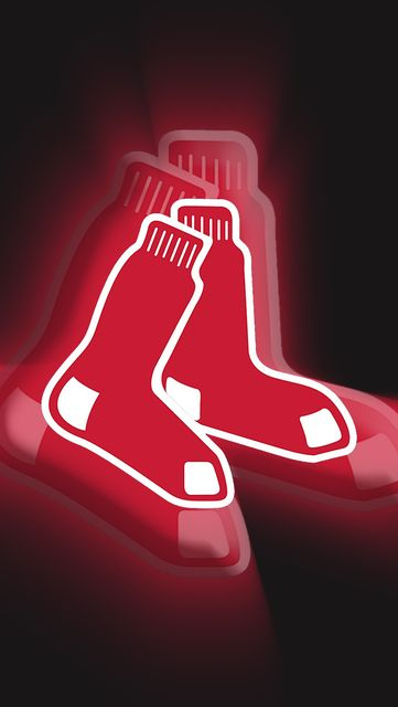 Red Sox Wallpaper for iPhone Boston Red Sox Themes Pinterest 361x640