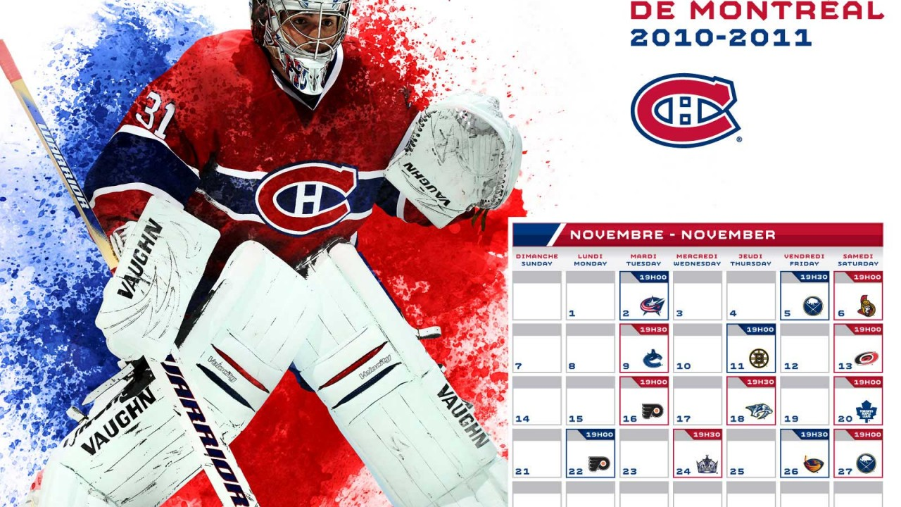 Carey Price Wallpapers Montreal Habs Montreal Hockey 23 HD 1280x720