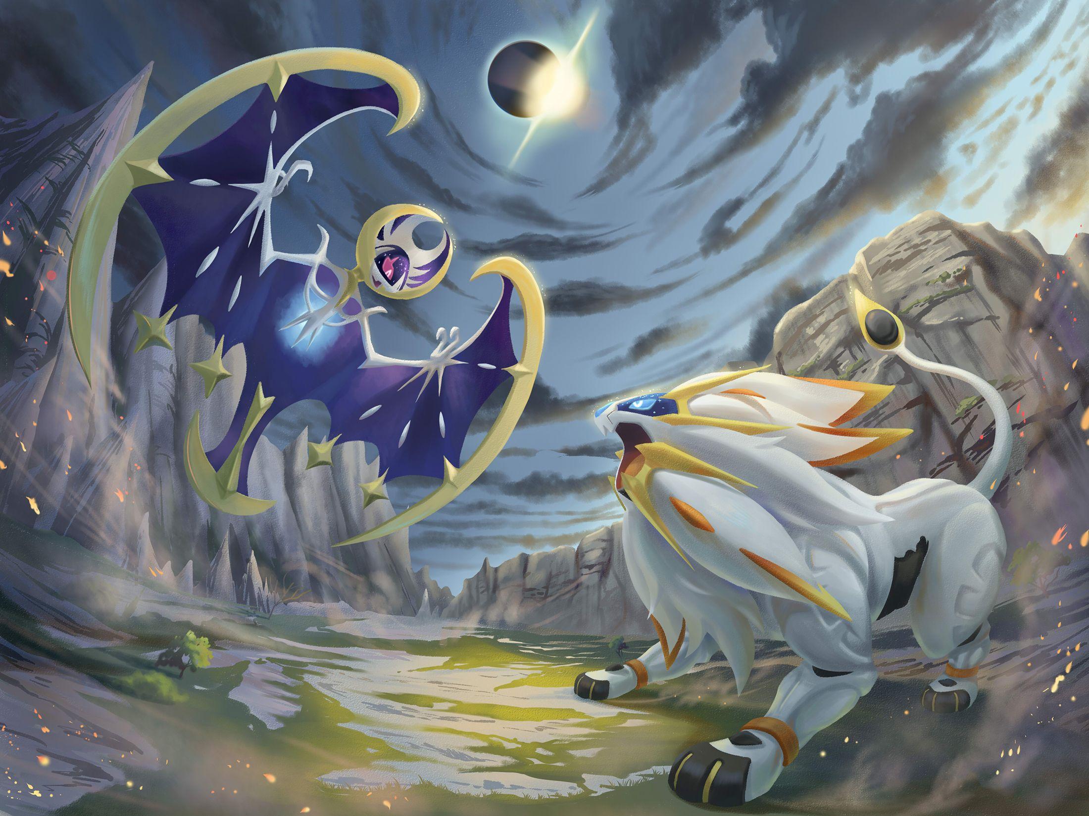Solgaleo Pokemon Sun and Moon Wallpapers   Top Solgaleo 2200x1650