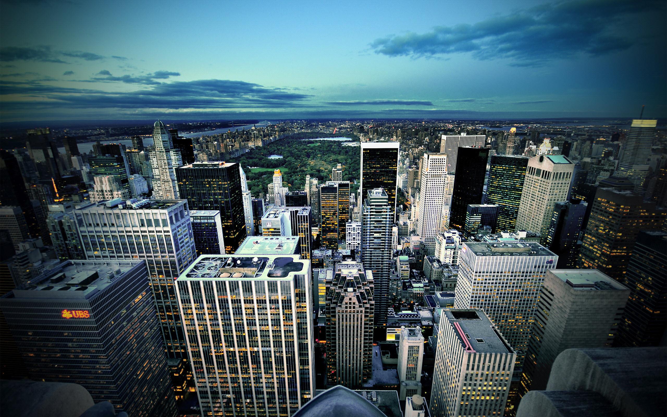 Manhattan New York USA Wallpapers HD Wallpapers 2560x1600