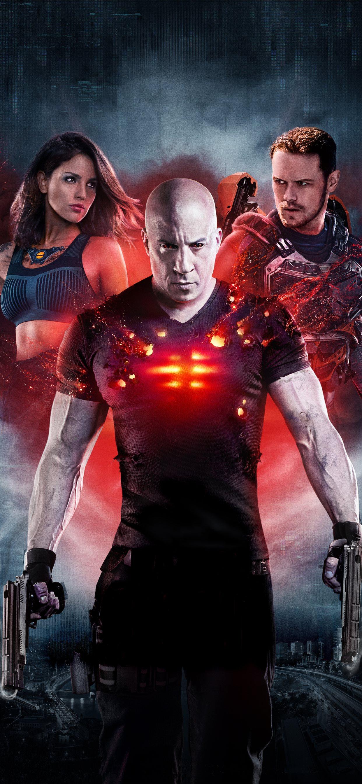 bloodshot movie 5k 2020 iPhone Wallpapers Download 1242x2688