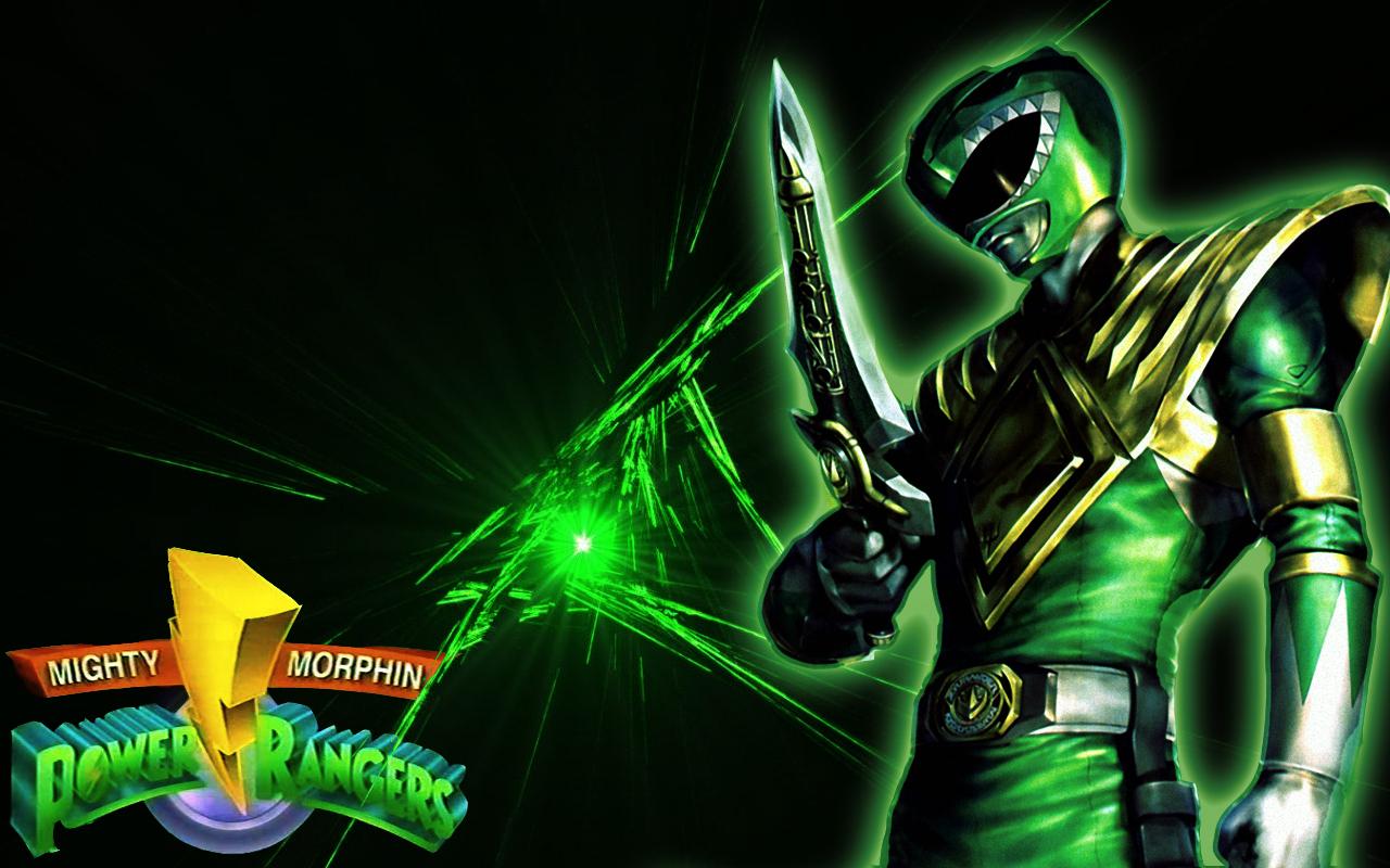 mighty morphin green ranger wallpaper - photo #24