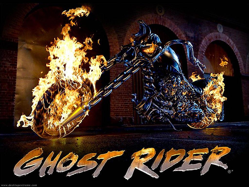 1024x768 Ghost Rider desktop PC and Mac wallpaper 1024x768