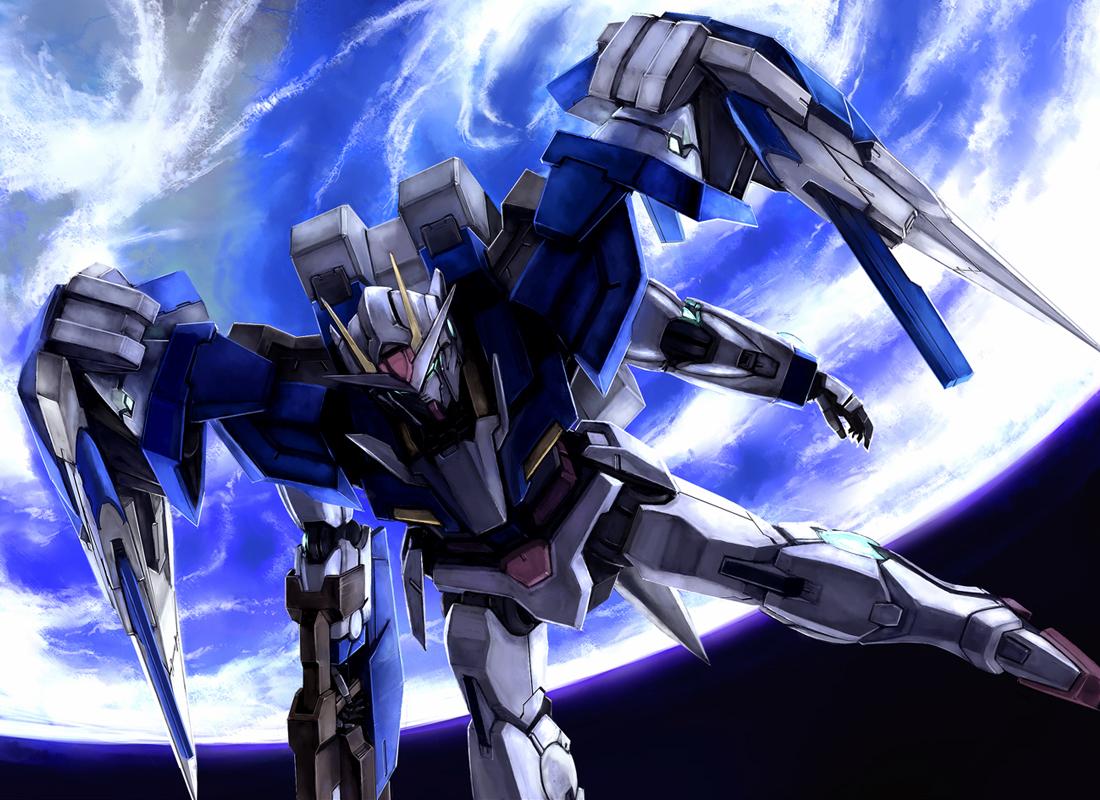 Gundam 00 Wallpaper 1100x800 Gundam 00 Moar 1100x800