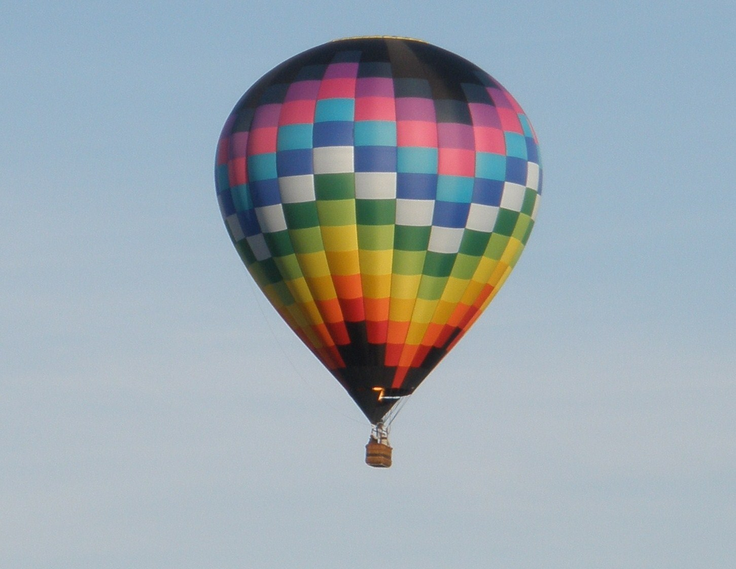 colorful hot air blloon wallpapers - DriverLayer Search Engine