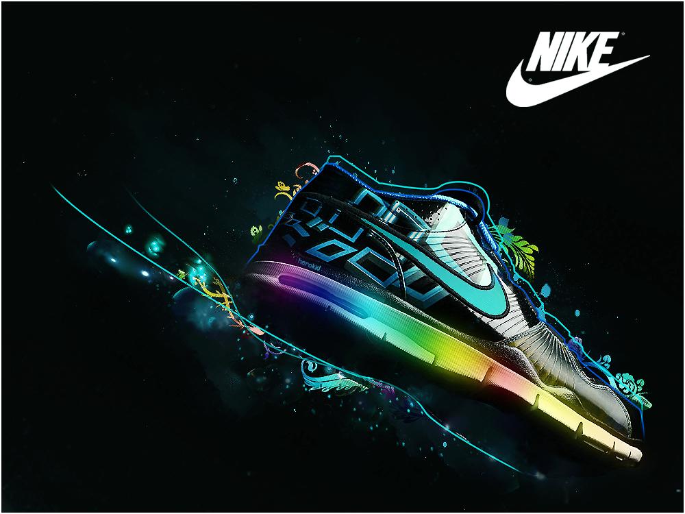 Nike Running Wallpaper