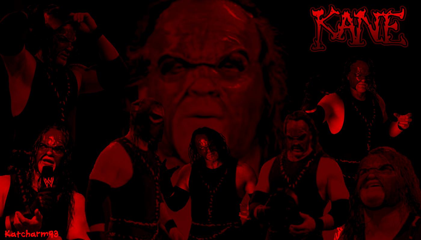 WWE Half Masked Kane 2012 by katcharm93 on DeviantArt