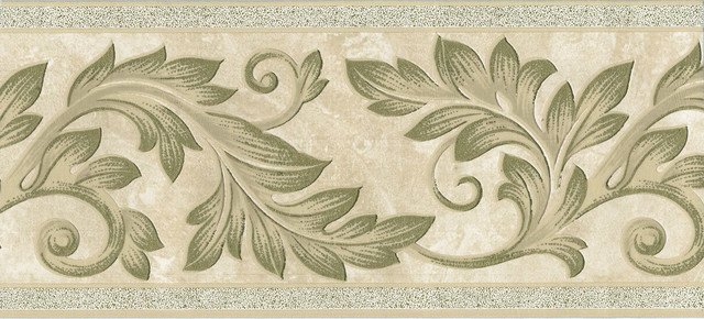 Vintage Wallpaper Border 93304 Roll   Traditional   Wallpaper   by 640x290