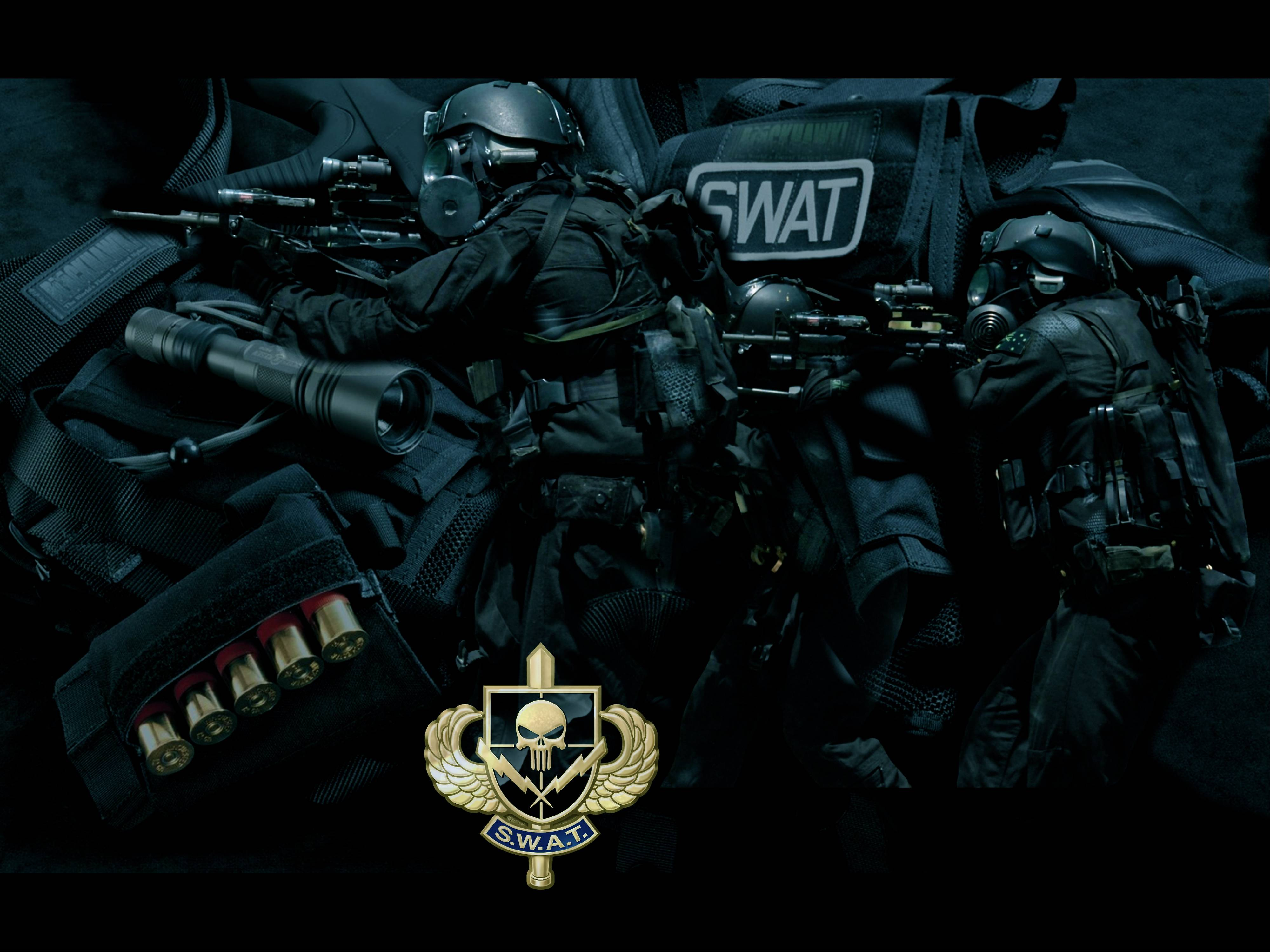 Swat Team Wallpapers 4000x3000