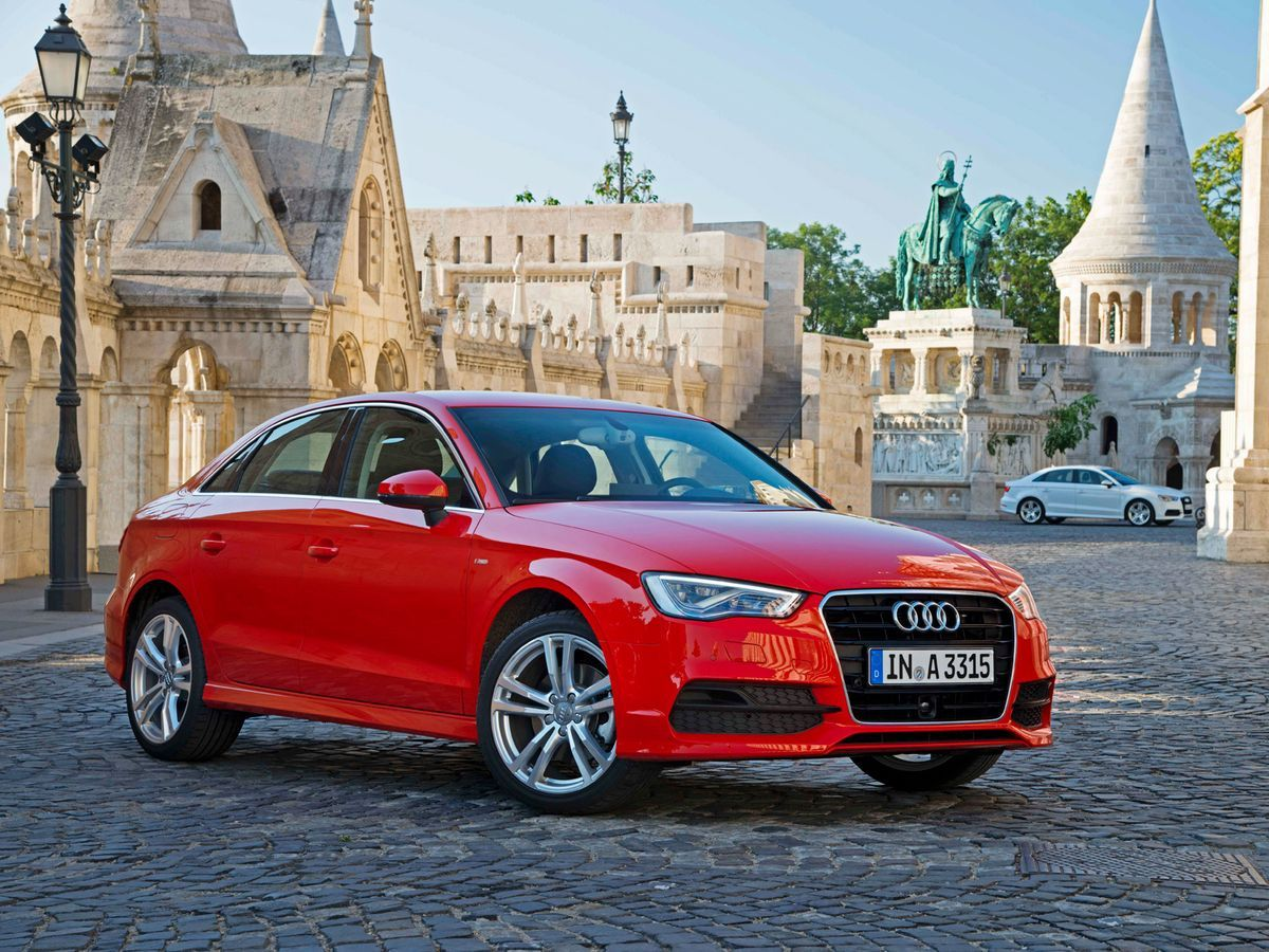 Top 50 HD Wallpapers Biggest Fastest Car Audi A3 Limousine 1200x900