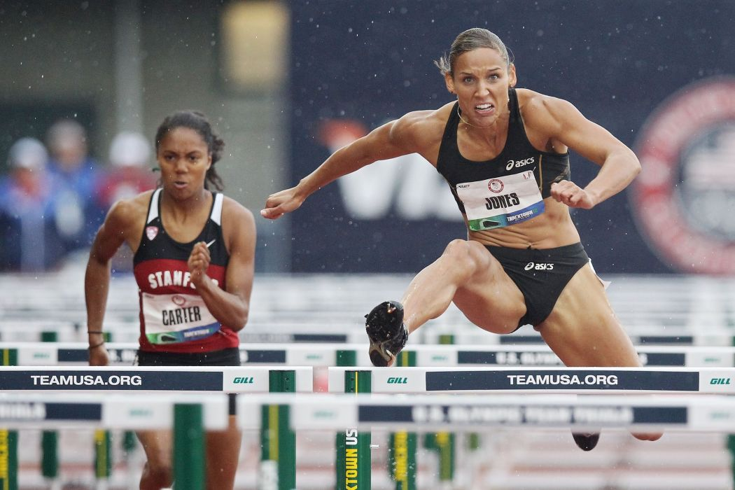 Lolo jones atleta americana wallpaper 3000x2000 1098504 1050x700